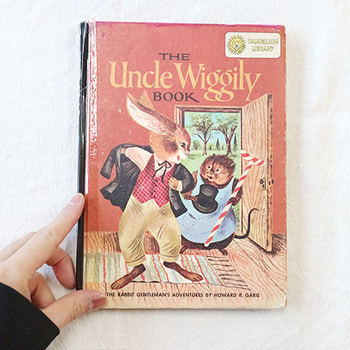 THE Uncle Wiggily BOOK