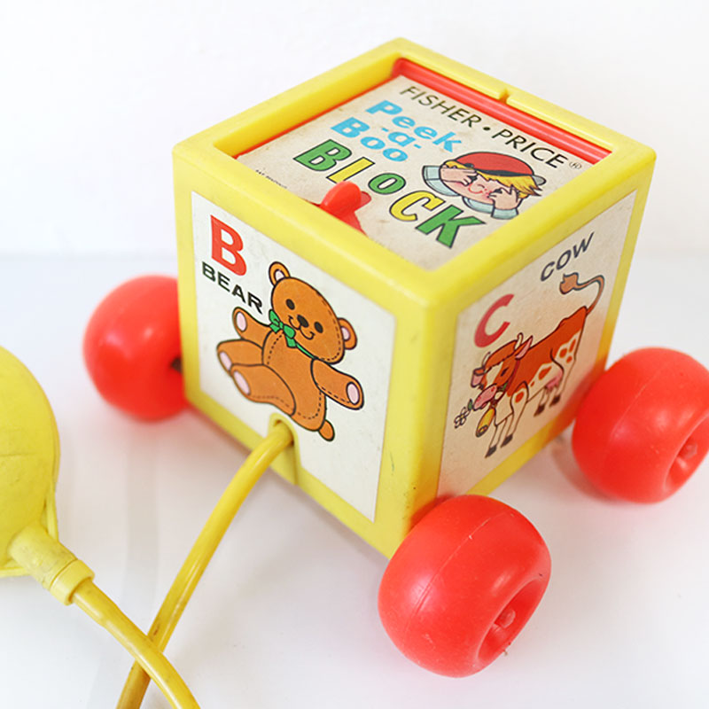 FISHER PRICE TOYS 02