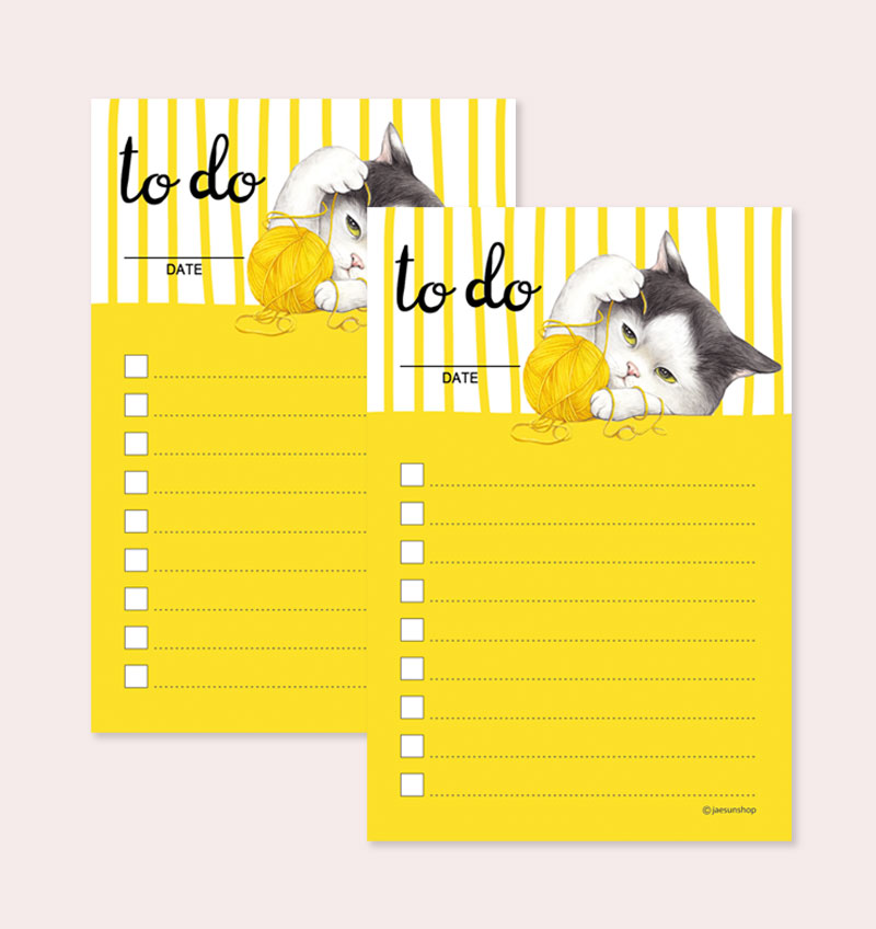 메모지 - To Do LIST ii
